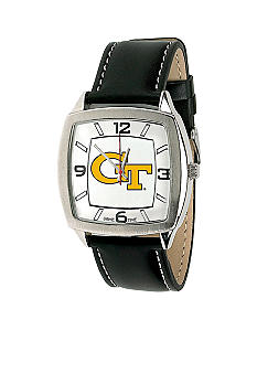 Game Time Georgia Tech Retro Series Watch