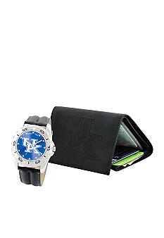 Game Time Kentucky Watch and Wallet