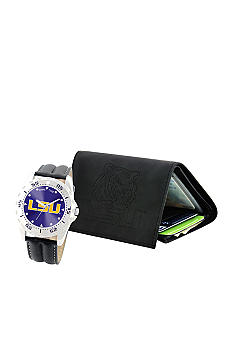 Game Time LSU Watch and Wallet Set