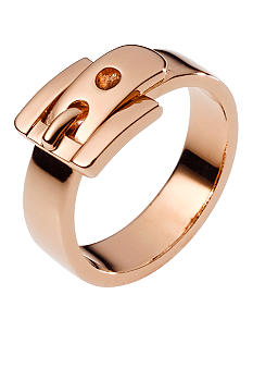 Michael Kors Jewelry Buckle Ring Size 7