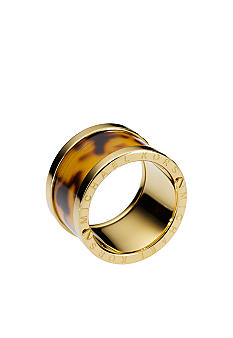 Michael Kors Jewelry Acetate Barrel Ring Size 6