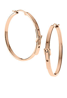 Michael Kors Jewelry Michael Kors Hoop Earrings
