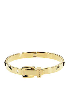 Michael Kors Jewelry Astor Stud Buckle Bangle