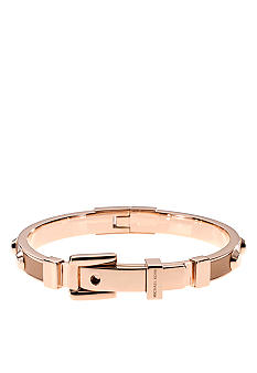 Michael Kors Jewelry Buff Buckle Bangle