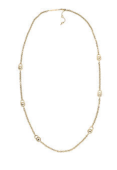 Michael Kors Jewelry Lock Station Necklace