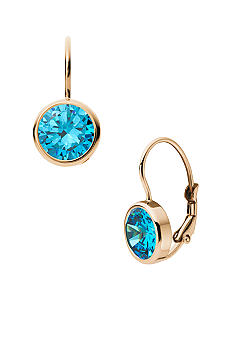 Michael Kors Jewelry Indicolite Leverback Earrings