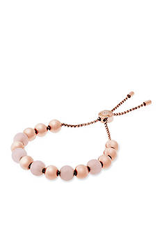 Michael Kors Rose Quartz Bracelet