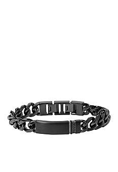 Fossil Men's ID Chain Bracelet