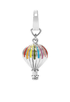 Fossil Hot Air Balloon Charm