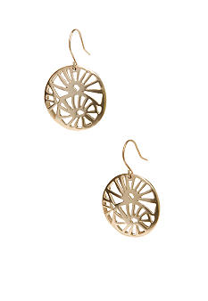 Kenneth Cole New York Goldtone Drop Earrings