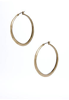 Kenneth Cole New York Hoop Earring