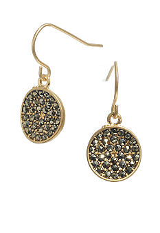 Kenneth Cole New York Small Gold Earring