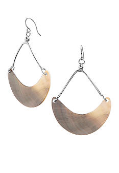 Kenneth Cole New York Shell Chandelier Earrings