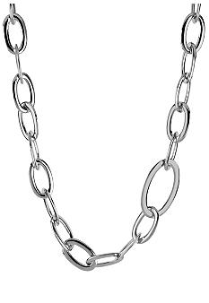 Kenneth Cole New York Oval Link Necklace