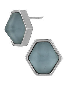 Kenneth Cole New York Faceted Bead Stud Earrings