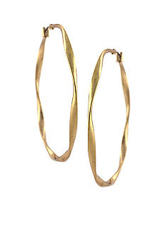Jessica Simpson Hoopla Earrings