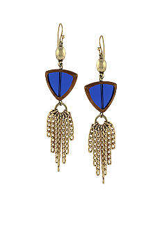 Jessica Simpson Island Belle Drop Earrings