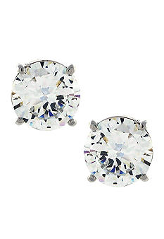 Jessica Simpson All a Flutter Crystal Stud Earrings