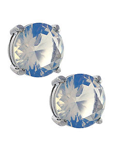 Jessica Simpson All a Flutter Opal Stud Earrings