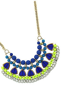 Jessica Simpson Island Belle Choker Necklace