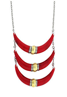 Jessica Simpson Desert Traveler Three Row Necklace
