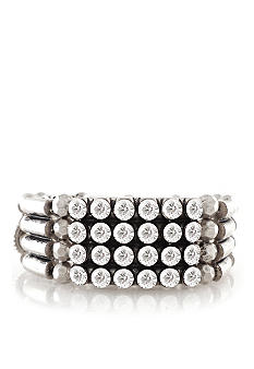 Jessica Simpson New Core Stretch Bracelet with Stones