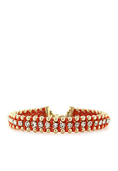 Jessica Simpson A Twist Of Color Bracelet