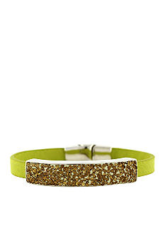 Jessica Simpson Wilde Side Yellow and Topaz Bracelet