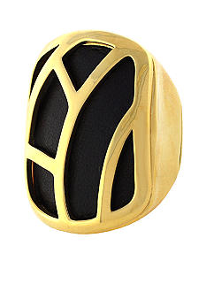 Jessica Simpson Gold Princess Ring