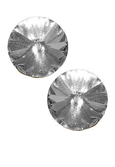 Betsey Johnson Crystal Stud Earring