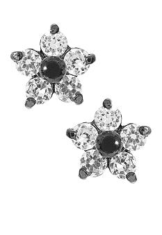 Betsey Johnson Crystal Star Stud Earring