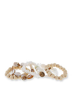New Directions In The Sand 5-Piece Stretch Bracelet Set