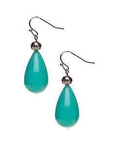 New Directions Turquoise Teardrop Earrings