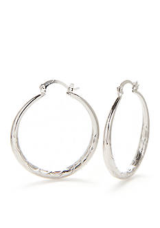 New Directions Courtney Hoop Earrings