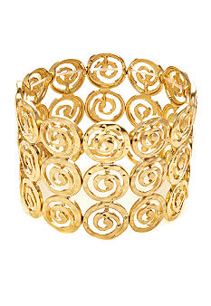 New Directions Swirl Stretch Bracelet