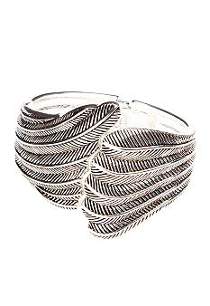 New Directions® Wing Hinged Bracelet