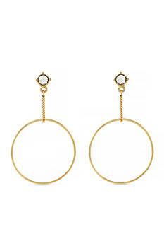 BCBGeneration Core Delicate Chain Earrings