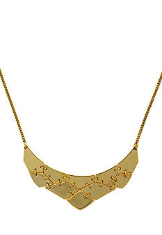 BCBGeneration Core Strength Gold Necklace