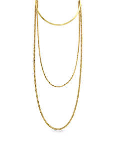 BCBGeneration Swag Collar Necklace