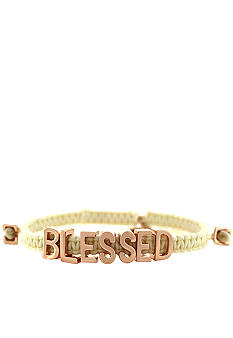 BCBGeneration Friendship Affirmation Bracelet