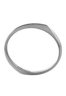 BCBGeneration Core Strength Silver Bangle