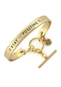 BCBGeneration Stay Positive Bracelet