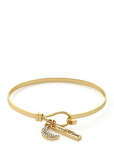 BCBGeneration Infinity Moon Charm Bracelet
