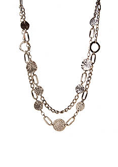 Ruby Rd Metals Collection Neckalce