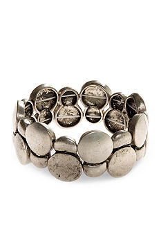 Ruby Rd Utility Chic  Stretch Bracelet<br>