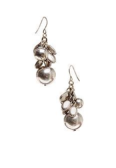 Ruby Rd Utility Chic Collection Pot Top Earring