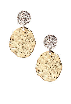 Ruby Rd Utility Chic Collection Earrings<br>