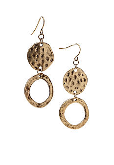 Ruby Rd Utility Chic Collection Earring<br>
