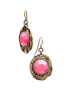 Ruby Rd Cabochon Collection Earrings