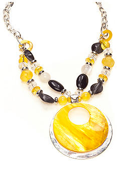Ruby Rd Sunshine State Collection Necklace